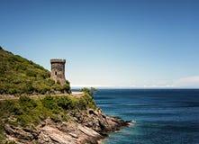 Torre Genovese Fotografia de Stock