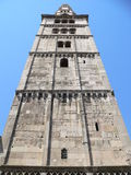 Torre Ghirlandina, Modena (Italia) Royalty Free Stock Photo