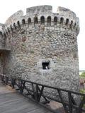 Torre giusta del portone di Zindan Fotografie Stock