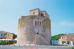 Torre grande Fotografía de archivo libre de regalías