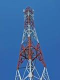 Torre grande de la telecomunicación Foto de archivo libre de regalías