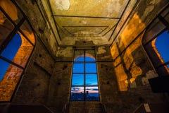 Torre Grimaldina à Gênes Photographie stock libre de droits