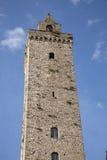 Torre Grossa Tower, San Gimignano; Tuscany Stock Photos