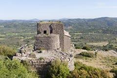Torre helenística Troya Turquía Fotografía de archivo libre de regalías