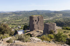 Torre Hellenistic Troya Turquia Foto de Stock Royalty Free