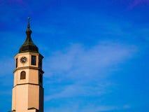 Torre hermosa en Belgrado Foto de archivo