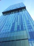 Torre Hilton Hotel Manchester de Beetham imágenes de archivo libres de regalías
