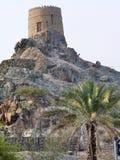 Torre histórica de Hatta Imágenes de archivo libres de regalías