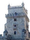Torre historique De Belem ? Lisbonne au Portugal photo libre de droits
