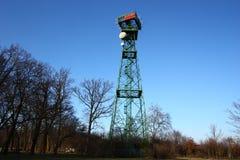 Torre I del radar Fotos de archivo