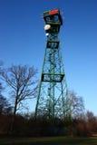 Torre II del radar Imagen de archivo