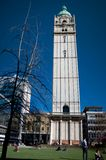 Torre imperial Londres da faculdade Foto de Stock Royalty Free