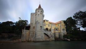 Torre imponente Foto de archivo libre de regalías