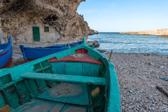 Torre Incina in Puglia, Italy Stock Images
