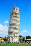 Torre inclinada Imagen de archivo libre de regalías
