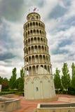 Torre inclinada de Niles fotos de archivo libres de regalías