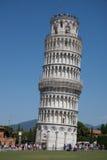 Torre inclinada de Pisa Fotos de archivo