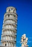 Torre inclinada de Pisa Fotografía de archivo libre de regalías