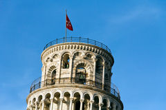 Torre inclinada de Pisa en Toscana, Italia Imagenes de archivo