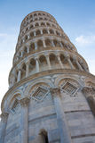 Torre inclinada de Pisa, Italia Imagem de Stock Royalty Free
