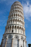 Torre inclinada de Pisa, Italia Foto de Stock Royalty Free