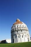 Torre inclinada, Pisa Italia Imagen de archivo