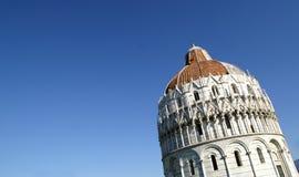 Torre inclinada, Pisa Italia Imagen de archivo libre de regalías