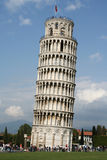 Torre inclinando-se de Pisa Imagem de Stock Royalty Free