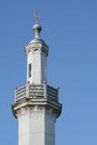 Torre islámica del alminar Imagenes de archivo