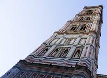 Torre italiana majestuosa Imágenes de archivo libres de regalías