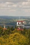 Torre Jarnik da vigia, Pisek Imagens de Stock