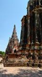 Torre khmer Immagine Stock