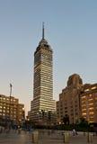 Torre Latinoamericana in Mexiko City Lizenzfreie Stockfotografie