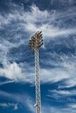 Torre ligera del punto Foto de archivo