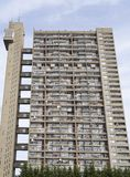Torre Londra di Trellick fotografia stock libera da diritti