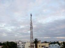 Torre móvel Fotografia de Stock