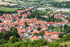 Torre Mühlenburg del castillo Foto de archivo libre de regalías