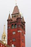Torre majestuosa Imágenes de archivo libres de regalías