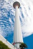 Torre Malesia di chilolitro Fotografia Stock Libera da Diritti