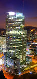 Torre maratona di IBM, Montreal, Canada Fotografia Stock Libera da Diritti