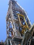 Torre in mare aperto Immagini Stock Libere da Diritti