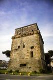 Torre Matilde Viareggio. View of the Matilde Tower in Viareggio Versilia medieval period royalty free stock images