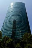 Torre mayor drapacz chmur Meksyk, miasto obraz stock