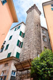 Torre medieval Imagen de archivo