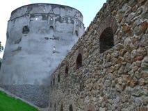 Torre medieval de Brasov Rumania imagenes de archivo