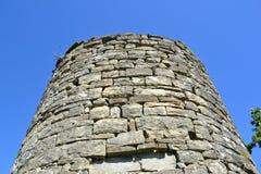 Torre medieval de Koper Eslovenia imagen de archivo