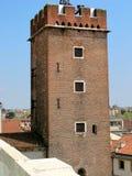 Torre medieval em Vicenza, Itália Fotografia de Stock