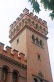 Torre medievale. immagini stock libere da diritti