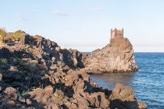 Torre medievale Immagine Stock Libera da Diritti