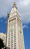Torre metropolitana del seguro de vida Foto de archivo libre de regalías